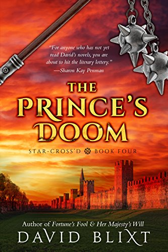 The Prince's Doom (Star-Cross'd Book 4) (English Edition)