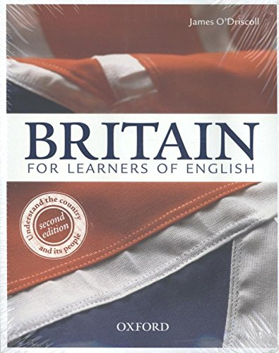 Pack Britain. For Leaners Of English. Workbook