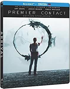 Premier contact [Blu-ray + Copie digitale - Édition boîtier SteelBook]