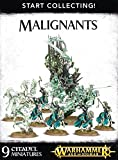 Games Workshop 99120207036 Start Collecting Malignants - Figura decorativa