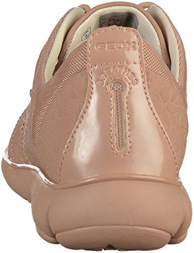 Geox Damen D Nebula A Sneaker Rosa(Rose)