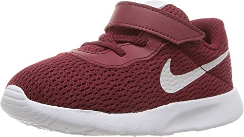 Nike NIKE818386-818386 061 Baby Jungen, Rot (Team Red/Vast Grey/White), 20 EU Kleinkind M - Nike Rot Sneakers Jungen