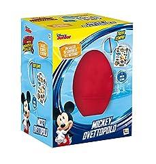 Idea Regalo - Mickey Mouse - Ovettopolo Topolino Imc [ versione 2017 ]