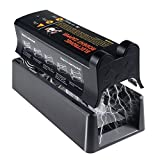 Aken Electronic Rat Trap - Eliminate Rats, Mice and Small Squirrels Efficiently