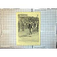 Club di Golf Antico St Andrews di Sig. Balfour Capitano Royal Ancient della Stampa