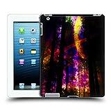 Head Case Designs Offizielle Haroulita Saturn-Blitz Raum Ruckseite Hülle für iPad 3 / iPad 4