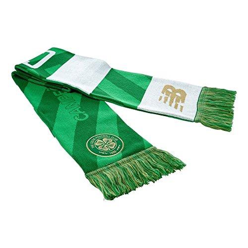 Celtic F.C.–Bufanda, diseño de leones de Lisboa 2017–18
