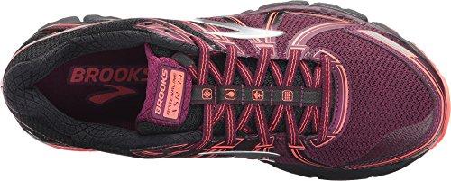 Brooks Damen Adrenaline Asr 14 Gymnastikschuhe Pink