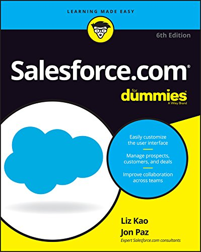 Salesforce.com For Dummies (For Dummies (Computer/Tech)) (English Edition)
