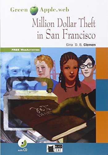 Million Dollar Theft in San Francisco + CD (Green Apple) - New Green Apple