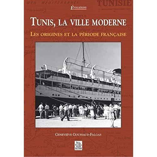 Tunis, la ville moderne