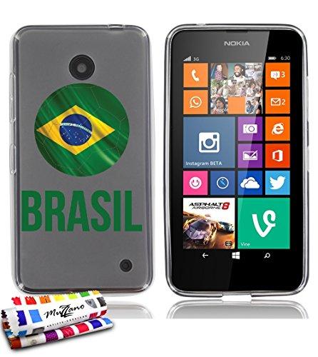 custodia-flessibile-finissima-grigia-originale-di-muzzano-dal-modello-pallone-da-calcio-brasil-per-n