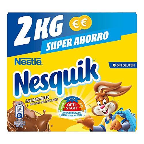 2kg de Nesquik por sólo 6,67€ ¡¡36% de descuento!!