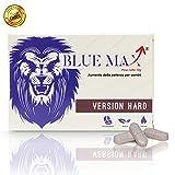 Blue Max 2a Generazione - Version Hard  - Manovra Alla Potenza Per Uomo - Aumento Del Vigore Anche Per Giovani - 160 mg Di Principio Attivo Per Performance Eccellenti - 10 Pillole