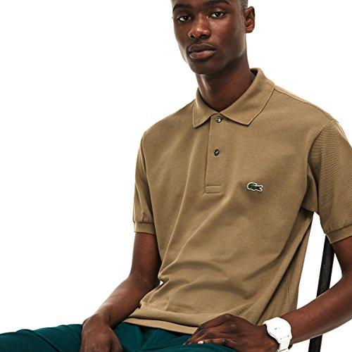 Lacoste Herren Poloshirt Classic Fit Kurzarm braun (25) 5