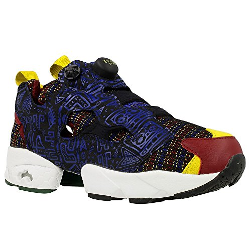 Sneaker Reebok Instapump Fury Africa multicolor Bunt