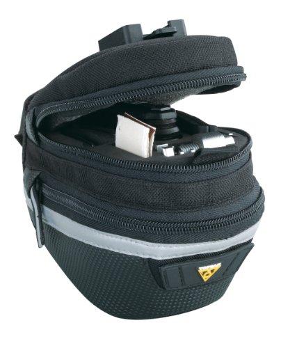 Topeak Satteltasche Survival Tool II, Black, 18 x 10 x 9 cm, 2 Liter, TC2276B
