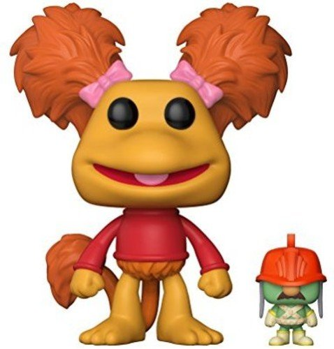 FunKo Pop TV Fraggle Rock Red wDoozer