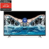 STRONG SRT 43UA6203,  Televisore Smart LED Ultra HD 4K, Wi-Fi, 3840x2160 pixels, Nero, 109.2 cm (43')