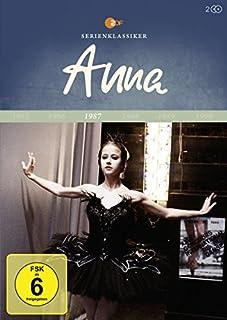 Anna - Die komplette Serie - Weihnachtsserie [2 DVDs] [ZDF Serienklassiker]