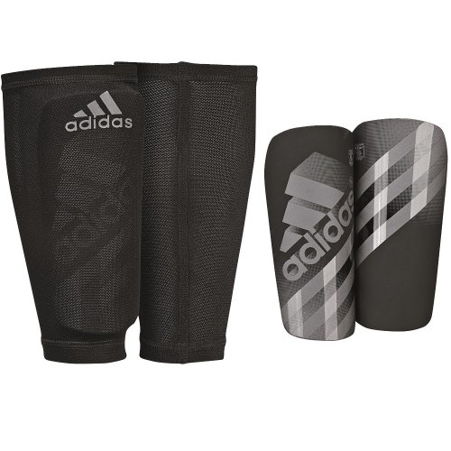 Adidas Ghost Guard in Black/Iron Met