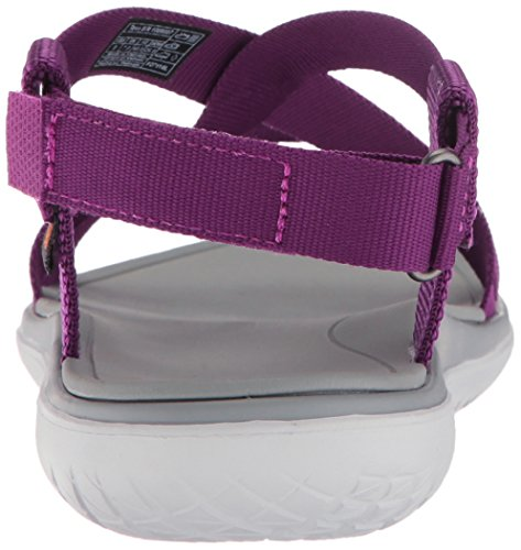 Teva Donne Terra-Float Livia Sandali Dark Purple
