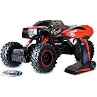 RC Car Rock Crawler 1: 14 RC Monster Truck 2.4Ghz 4WD Climbing Car Red Full Set - Compare prices on radiocontrollers.eu