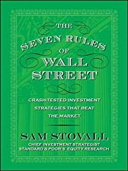 The Seven Rules of Wall Street: Crash-Tested Investment Strategies That Beat the Market: Time-tested Investment Strategies That Beat the Market (General Finance & Investing)