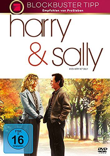Harry & Sally Billy Crystal-dvd