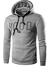 Sudaderas Hombre, Amlaiworld Sudadera con capucha Para hombre caliente suéter ropa de abrigo