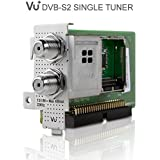 Vu + DVB-S2 Single Tuner satellite pour Duo2/ULTIMO/Solo se/Solo se V2/Solo 4 K