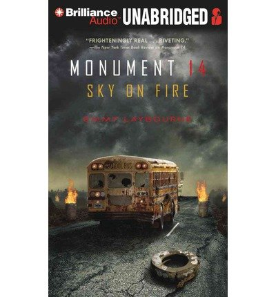 [ [ SKY ON FIRE (MONUMENT 14) BY(LAYBOURNE, EMMY )](AUTHOR)[COMPACT DISC]