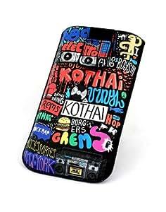 Kothai Grems Housse pour smartphones Taille L