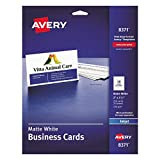 Best Avery Pencil Boxes - Avery 8371 business card - business cards Review