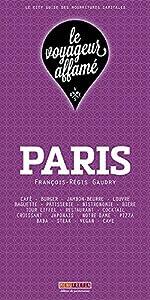 le voyageur affamé - PARIS de François-Régis Gaudry