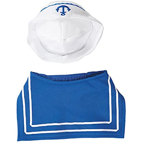 Sailor Dog Costume-Medium/Large