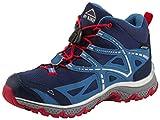 McKinley Chromosome Mid AQX Jr Kinderschuhe Multifunktionsschuhe Freizeitschuhe wasserdicht , Schuhgröße:37