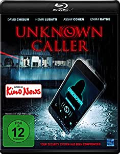 Unknown Caller [Blu-ray]