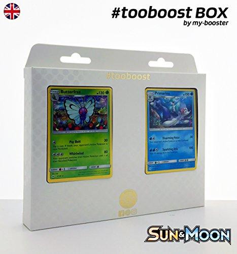 my-booster-TB-UK-SM01-8 Pokémon-Karten, TB-UK-SM01-8