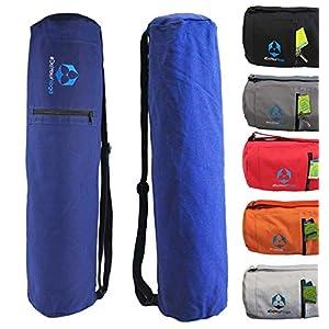 #DoYourYoga YogaTasche »Mangala« / Yogabag Yoga-Tasche für Yogamatten bis 180 x 64 cm/in vielen Lieblingsfarben erhältlich.