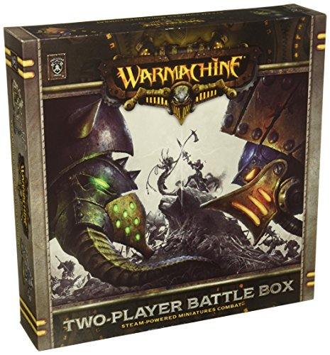 Warmachine: Two-Player Battle Box