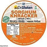 Dr Gluten Masala Khakhra (Gluten Free )