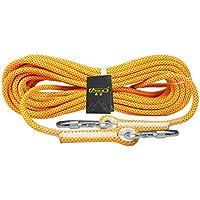 Rope 10 Meter Sicherheitsseil Outdoor-Kletterseil Tragen Statisches Seil Fluchtseil Rettungsseil Lebensrettendes Sicherheitsseil Kletterseil