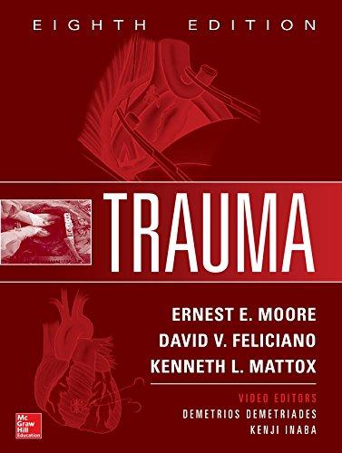 Trauma, 8th Edition (Medicine Trauma Emergency)