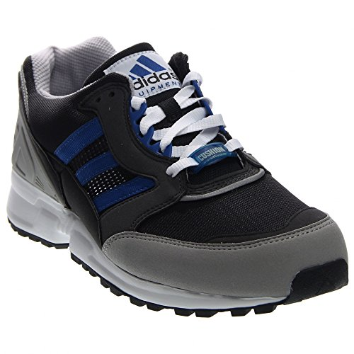 Adidas 91 équipements de socquettes de course cushion - Grey/Royal/Black