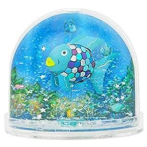 Trousselier - Poisson Arc en Ciel - Rainbow Fish - Boule à neige - Porte Photo