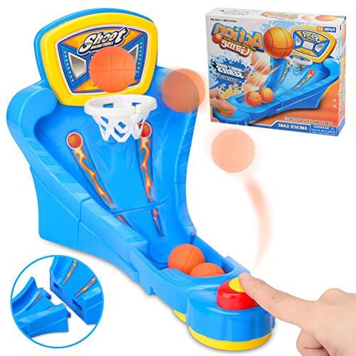 EisEyen Desktop Basketball Mini Finger Shooting Spielzeug Sport Kind Tischspiele Interaktion Spielzeug