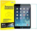 iPad Mini Screen Protector, JETech Premium Tempered Glass Screen Protector Film for Apple iPad Mini 1/2/3 (Not Mini 4) - 0336