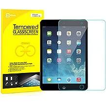 iPad Mini Protector de Pantalla, JETech Vidrio Templado Protector de Pantalla Defensa Membrana para Apple iPad Mini 1/2/3 Todos los Modelos -