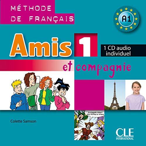 Amis et compagnie - Niveau 1 - CD individuel par Colette Samson